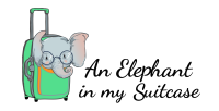 An Elephant in my Suitcase Logo